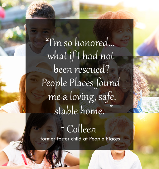 People Places Found Me a Home
